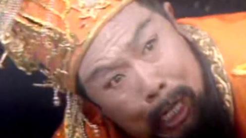 第一个大闹天宫的神仙,敢直接砍杀玉帝,和孙悟空完全不能比