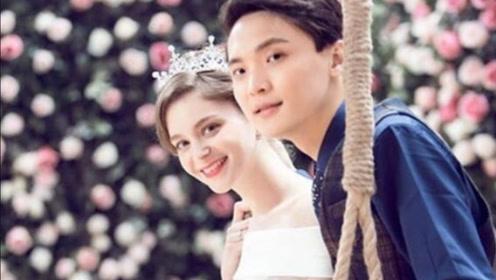 法国美女倒追中国小伙,虽然没车没房没存款,但仍然愿意与他结婚