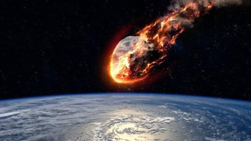 豆瓣7.8评分的《世界末日》,城市般大小的陨石,瞬间摧毁城市!
