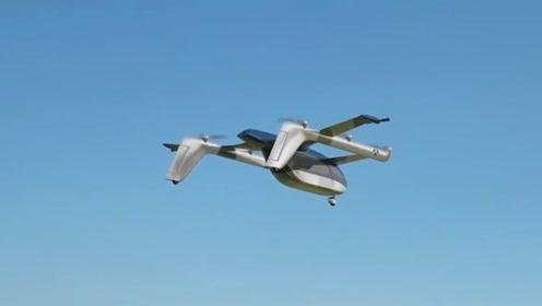 首个空中巴士试飞成功,客舱可拆卸秒变客车,未来有望量产