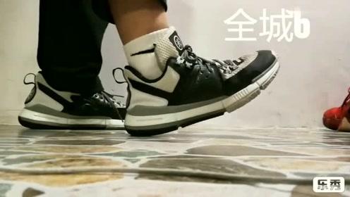 球鞋分享:11双鞋的缓震形变对比,AJ13、AJ32、全城6 等