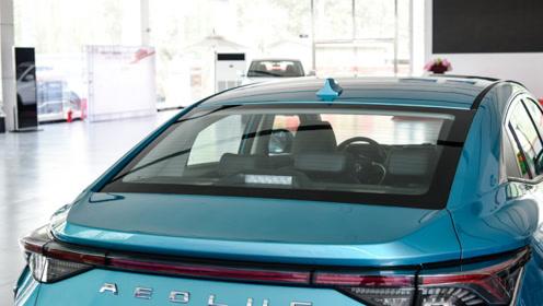 """""""最便宜""""的轿跑,与标志同级,仅为6.49万起售,上市首月就红了"""