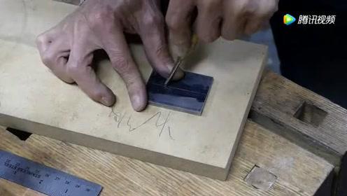 看现代木匠如何制造一个刨子,老祖宗的发明真是太有智慧了