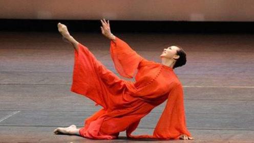 金星现代舞到底多厉害?一段舞蹈惊艳全场,让你情不自禁爱上她!