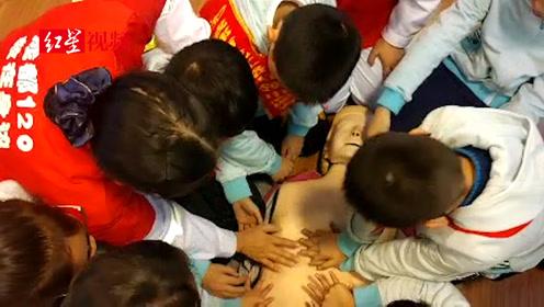 4000台AED在成都投放,培训走进课堂: 种下急救的种子