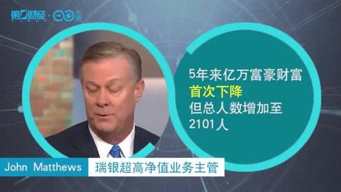 """全球亿万富豪""""钱包""""5年来首次缩水?这个群体财富持续增长丨大事记"""