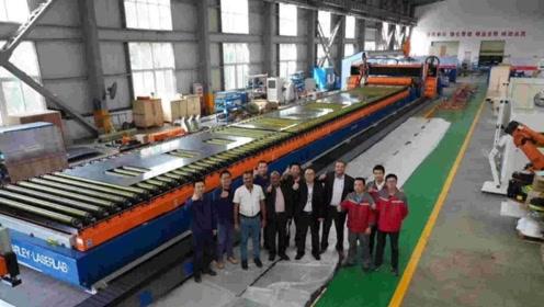中国制造火车设备出口印度,验收现场客户狂赞