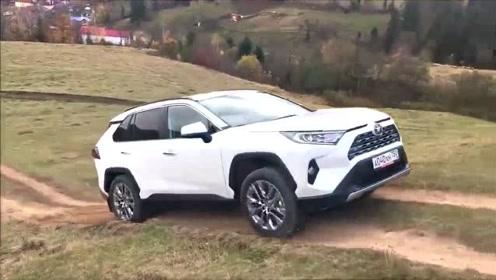 2020款丰田RAV4的性能如何?到山里做个越野测试就明白了