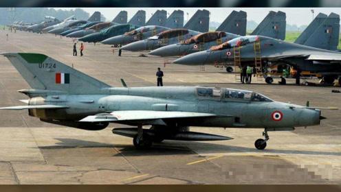 300架战机大单,印空军大手笔采购国产战机,飞行员有点怕