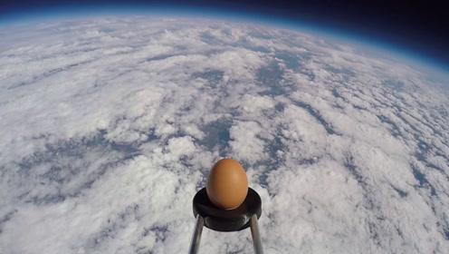 鸡蛋在太空中会发生什么变化?看完不敢相信自己的眼睛!