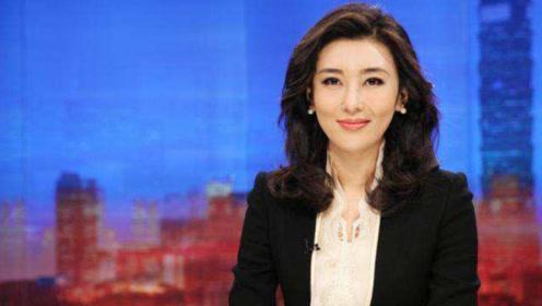 央视最美女主持,却因太丰满被多次警告,富豪丈夫长相一言难尽!