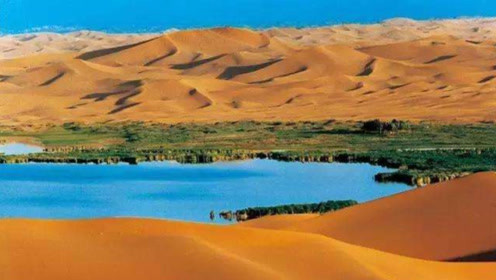 """中国最大的沙漠,发现一个巨大""""宝库"""",当地人感到高兴"""