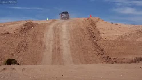 爬坡能力,全新一代英菲尼迪QX80越野测试