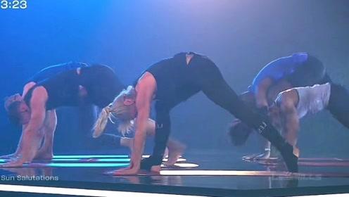 bb87瑜伽平衡课程 运动健身