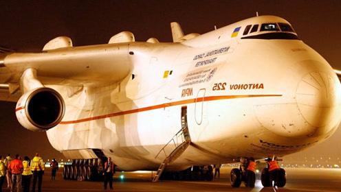 839吨重的巨型飞机!比足球场都大,造价13亿,飞一次油费27万
