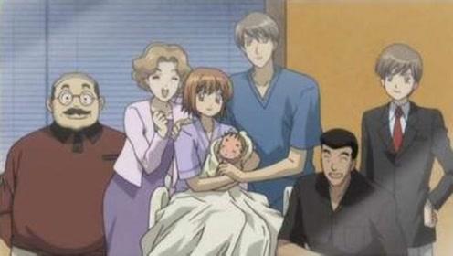 琴子努力生下孩子,直树立马赶到,终于迎来了爱情的结晶!