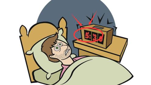 """总在凌晨3、4点醒来,却""""难以""""入睡?多半与这""""4种病""""有关"""