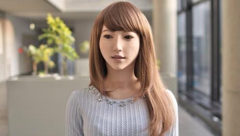 """日本研发出一款仿真""""美女机器人"""",会疼会哭还会叫,网友:太逼真了!_"""