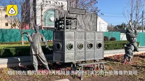 """北京""""中轴线""""上留下天桥印象:弘扬与传承天桥地区文化"""
