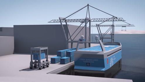 世界第一艘无人驾驶船即将完工,这将成为无人驾驶技术的又一突破