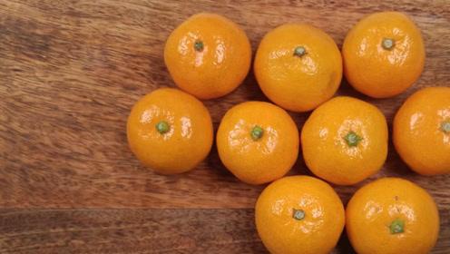 橘子受刺激后会变甜吗?日本男子带橘子坐过山车,结果成了这样!