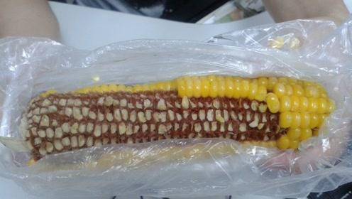 随手丢掉的玉米芯,在韩国却人人抢着买,网友:感觉错过了一个亿