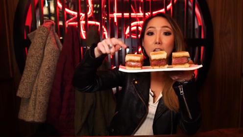 日本天价三明治,一口下去竟要1200元,两片面包中间夹的啥?