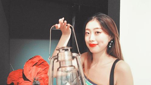 小姐姐带你打卡上海网红展览,卤猫画展,每一处都好看又治愈