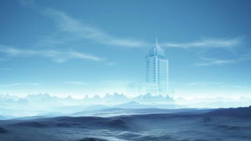 山东省出现海市蜃楼景观,里面的人穿着各异,原型无人见过