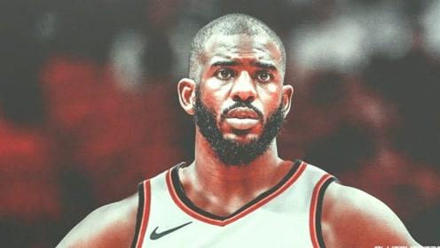 美媒评NBA现役五大最差合同 保罗列第三