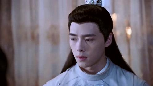 《明月照我心》王爷喂明月吃饭,就喂一口?没吃饱呢!
