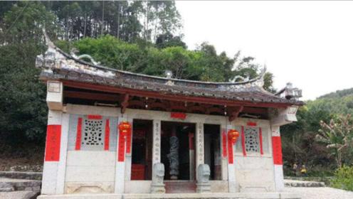 三国中赵云陵墓,为什么至今1000多年无人敢盗?一挖就大雨倾盆!