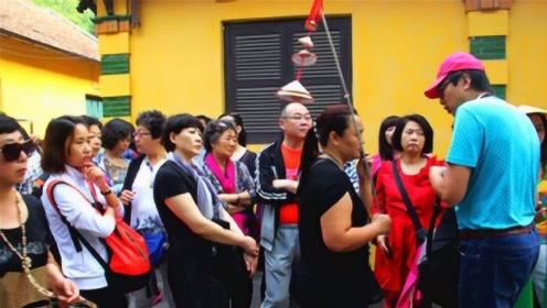 又有一个国家跟越南学坏,白眼狼的作为,令我国游客忍无可忍!