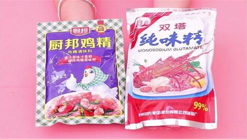 鸡精和味精到底有什么区别?有什么伤害?看完恍然大悟,别乱用了