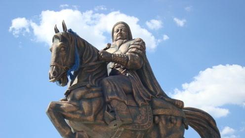 成吉思汗的成就不下于秦皇汉武,而他一生中最为佩服的是这两个人