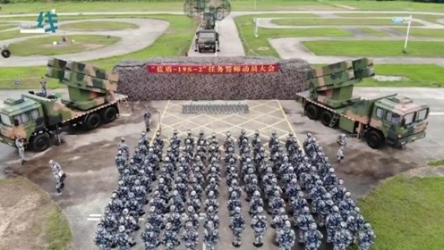刻苦训练 默默坚守香港!看看驻港空军防空兵每天都在干啥