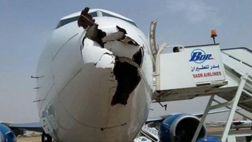 飞机飞行时撞到小鸟,后果有多严重?看完你还敢乘坐吗?