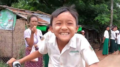 共享单车被缅甸买走20万辆,他们用来做什么?原因让人意想不到