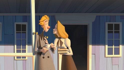 Zara Larsson献唱动画《克劳斯:圣诞节的秘密》主题曲MV首播