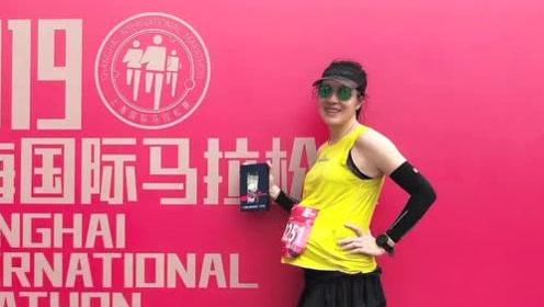 怀胎8月!40岁孕妇完成全程马拉松:批评我的人没怀过孕