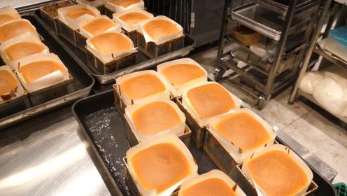 面包还能这样制作?难怪生意火爆!