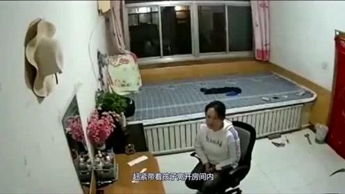"""说出来你可能不信,女子家中的床""""爆炸""""了!太意外了"""