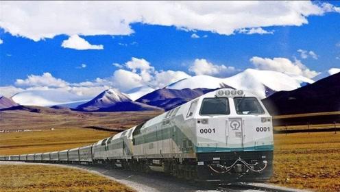 为啥一到青藏铁路,中国火车头要换成美国的?今天总算搞清楚了