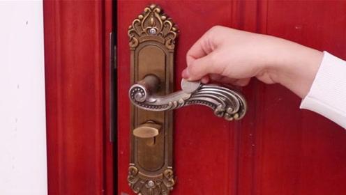 出门前,记得用硬币碰一下门把手,好多人都不清楚,看完涨知识了