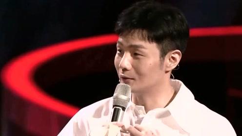 李荣浩称自己写歌速度快 15分钟写出李白 网友:自带发光体