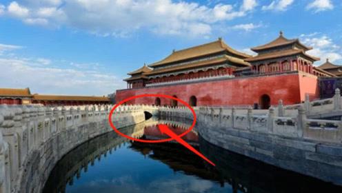 """这条""""大蛇"""",藏在紫禁城中600多年,至今仍在守护着故宫"""