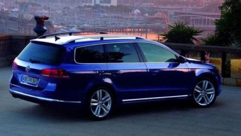 帕萨特旅行版比轿车颜值还高,空间超大配置喜人,你喜欢吗?