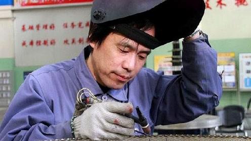 """中国""""第一焊工""""师傅,多个企业争抢,开出赠送2套北京豪宅条件"""