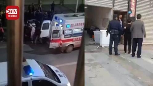 女子家门口遭劫持 半路弄翻摩托逃脱 警方:两嫌疑人当晚被抓获