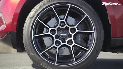 阿斯顿·马丁 DBX 豪华SUV,外观详细评测